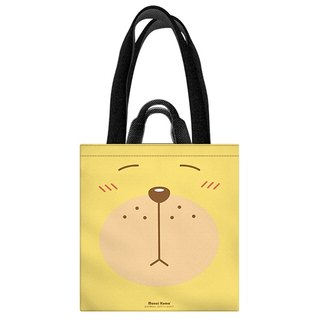 [Bear lust trilogy] can not bear bear classic - dual-use Tote bag