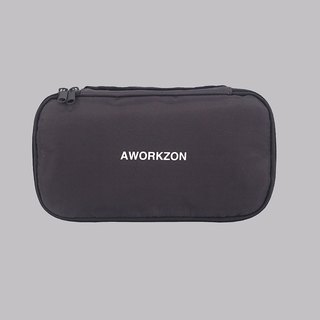 190 dark gray | multi-function ultra-light storage bag universal storage bag pencil case