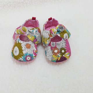 Sunflower girl baby toddler shoes