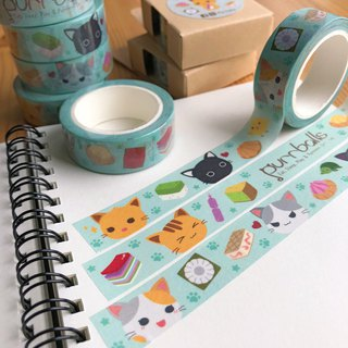 Good Old Days Washi Tape