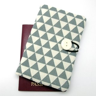 Passport sleeve, passport cover, fabric passport case, pouch (Ps14)