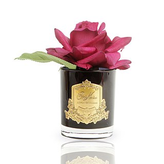 CoteNoire Fragrance Flower - Big Pink Rose Fragrance Flower