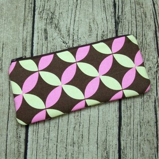 Large Zipper Pouch, Pencil Pouch, Gadget Bag, Cosmetic Bag (ZL-53)