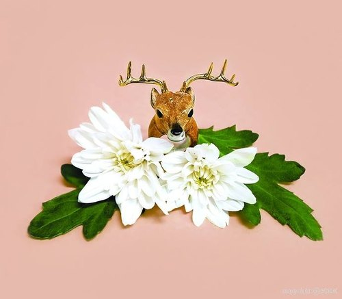 Deer ring Size Small