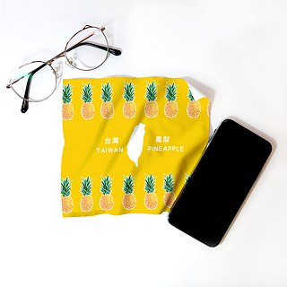 [Cloth] Universal Design Series Taiwan pineapple 1 ll Wipes