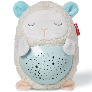 [Pre-order] American Skip Hop Lamb Moonlight Melody Hug Projection Light