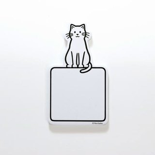 NORITAKE -STICK MEMO (cat)