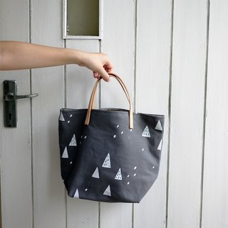 Moshimoshi | No. 2 bag - Hawthorn Raindrops