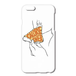 iPhone case / Calorie over / pizza