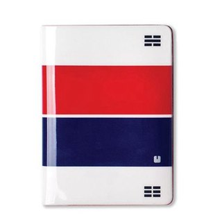 Flag series of anti - theft passport folder / 01. South Korea
