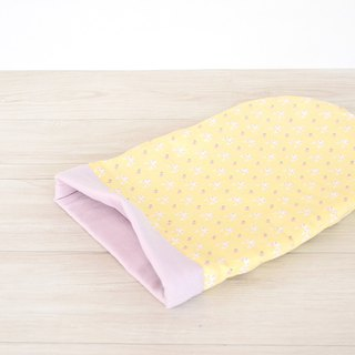 Rabbit sleeping bag Yellow M