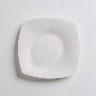 [3,co] marine square disk (large) - white