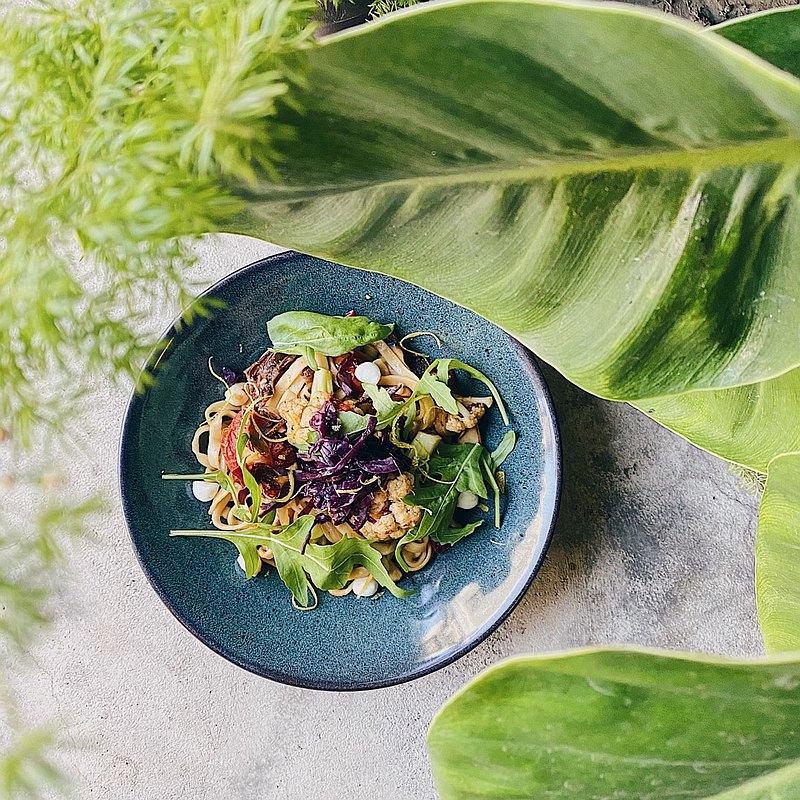 雙人蔬食套餐・Enrich restaurant & café X Pinkoi