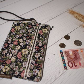 Pick up series mobile phone bag / purse / limited manual bag / Daisy / pre-order