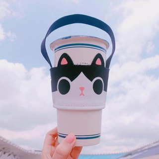 Dairy Cat Abao Drink Bag / ChiaBB x A Canvas Bag