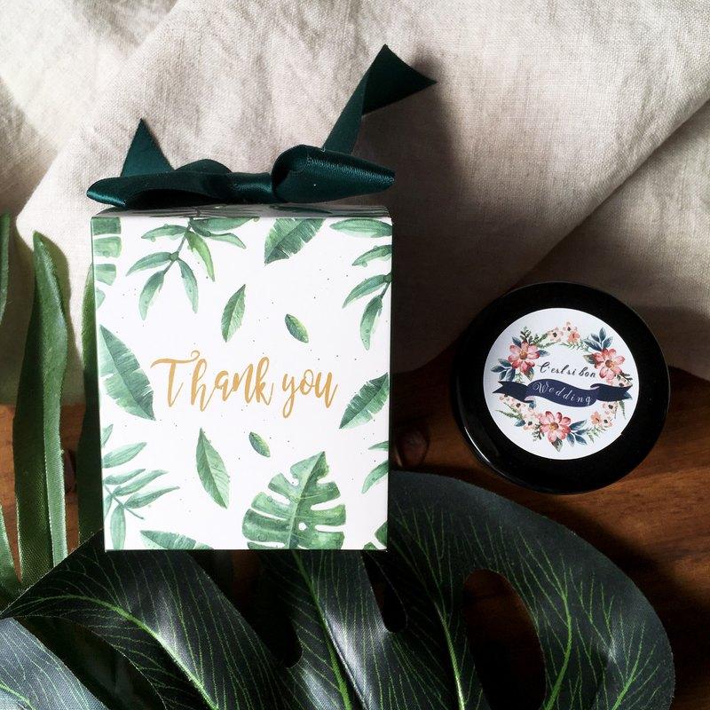 手工果醬 - 森綠 | 禮物盒子 | 50g