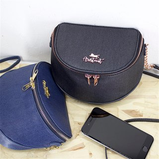 Aristocat Waterproof Heavy Denim 3D Mini Bag