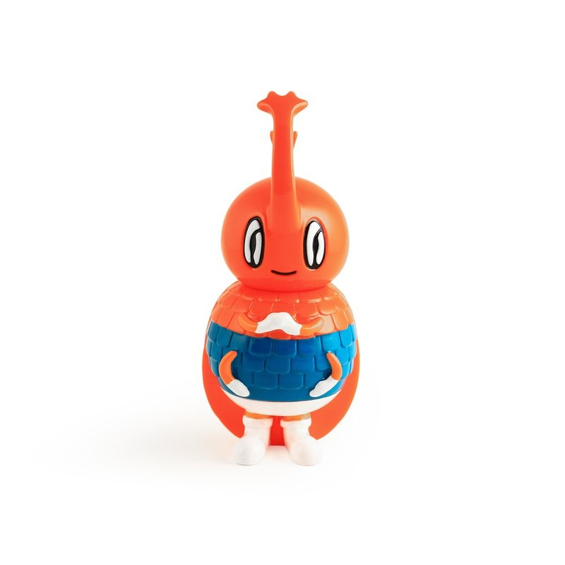 RUMBBELL X Filter017 「MAKALELE」 Vinyl Figure / 聯名軟膠公仔 (彩色)
