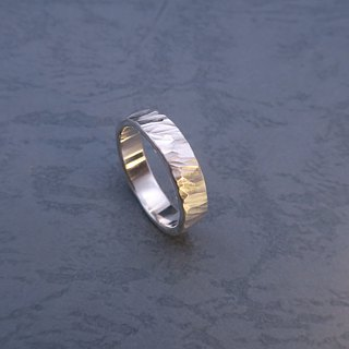 Sterling Silver - Scotch Ring - Addable inside lettering