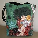 Small Tote Bag Miss Baghera