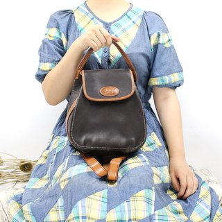 Back to Green::DOONEY&DOURKE Portable Back // Vintage Bag