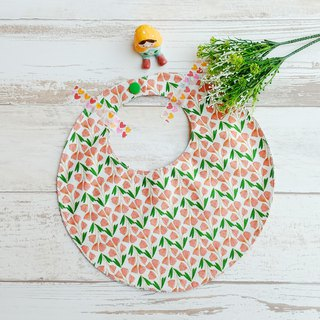 [North nose bib] fresh small floral