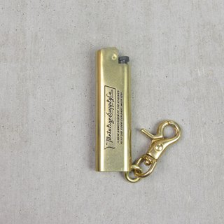 [METALIZE] Cricket / brass lighter set - retro car standard