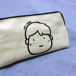 Mermer head pencil case