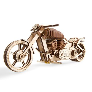 /Ugears/ Ukrainian wooden model street bully - BIKE VM-02