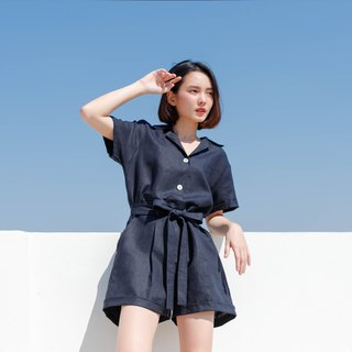 Playsuit Dark Blue