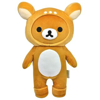 Rilakkuma Genuine Authorized Elk Standing Stance 30cm Wool Doll Doll Toy Doll