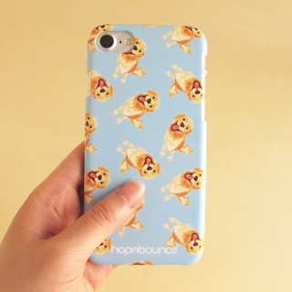 Kiki Golden Retriever Phone Case