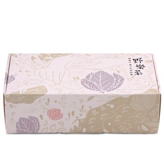 [野乐茶] Taiji Tea Bag Gift Box - Alishan Green Heart Black Tea