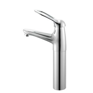 Kiwitap raised basin mixer