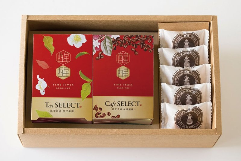 [Mid-Autumn ceremony of the earth] wake up SELECT selected gift set