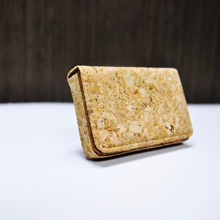 Cork Card Case Card Holder Business Card Holder Card Wallet Card Case Men's Wallet Mens Men Women purse  Wallet Bag