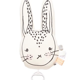 Mi moon gift preferred @ good Meng rabbit music pillow