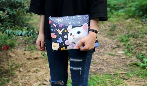 JETOY, sweet cat Clutch L_Heaven J1610505