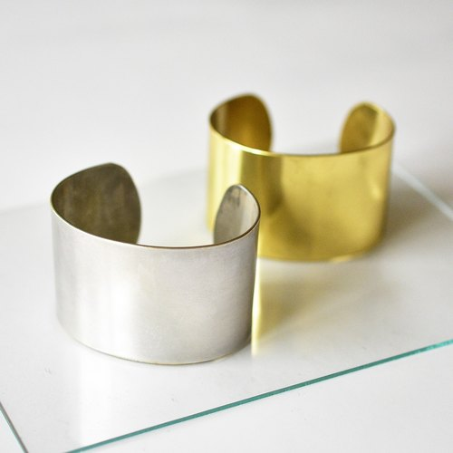 Original bangle open type (thick)