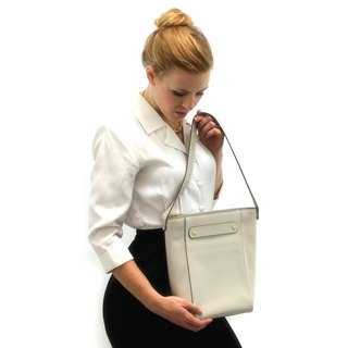 Isabelle Shoulder Bag - Cloud