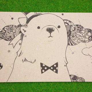Post Card (Shirokuma)