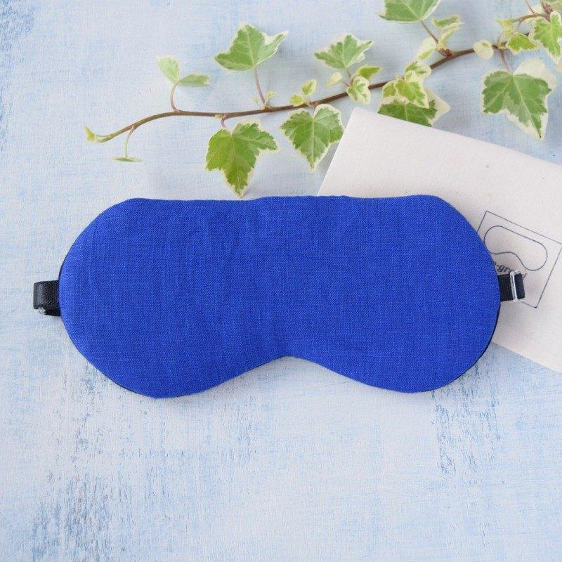 亞痳布 Blue/眼罩/旅遊/睡眠/