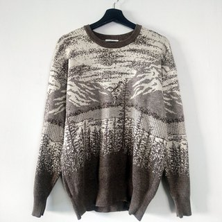 Earth - vintage sweater