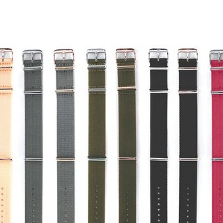 NATO Colored Watch Strap