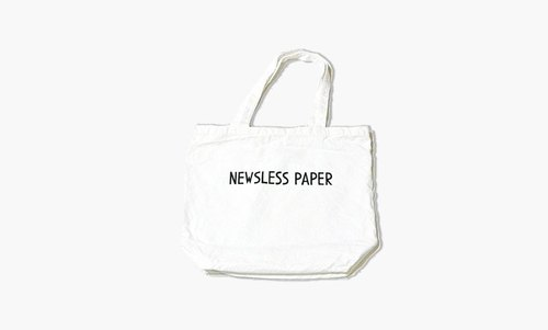 NORITAKE - NEWSLESS PAPER Tote Bag