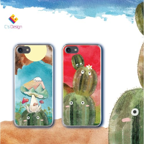 Brisbane Cactus Special Edition - Samsung S5 S6 S7 S8 note4 note5 iPhone 5 5s 6 6s 6 plus 7 7 plus 8 8 plus ASUS HTC m9 Sony LG G4 G5 v10 Mobile Phone Case Phone Case cases
