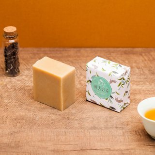 Beauty tea plant extracts beauty handmade soap