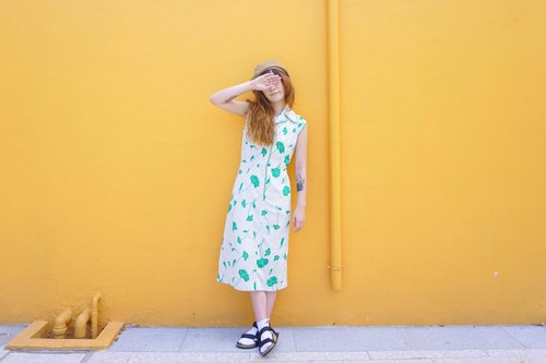"Hello Hello Hippie Hippie [] ""and the date. Early Summer Dress Series 2 ~ No.13"""