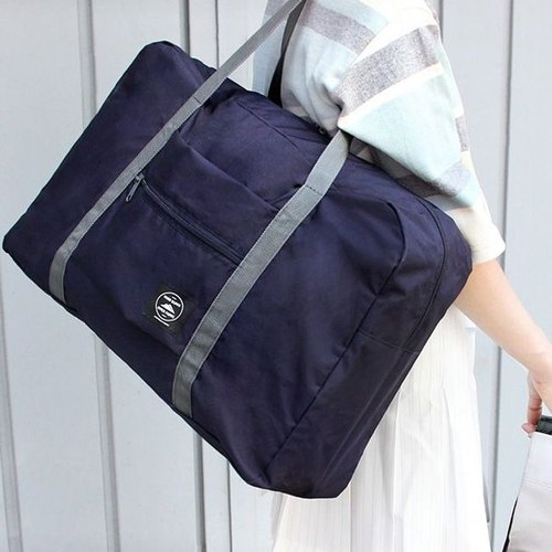 Iconic - Travel Camping Bag - Sunny Collapsed Toast Bags - Deep Blue, ICO86338