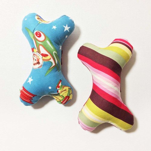Dog toys - Obi Series / fill bone (Space Baby 1)